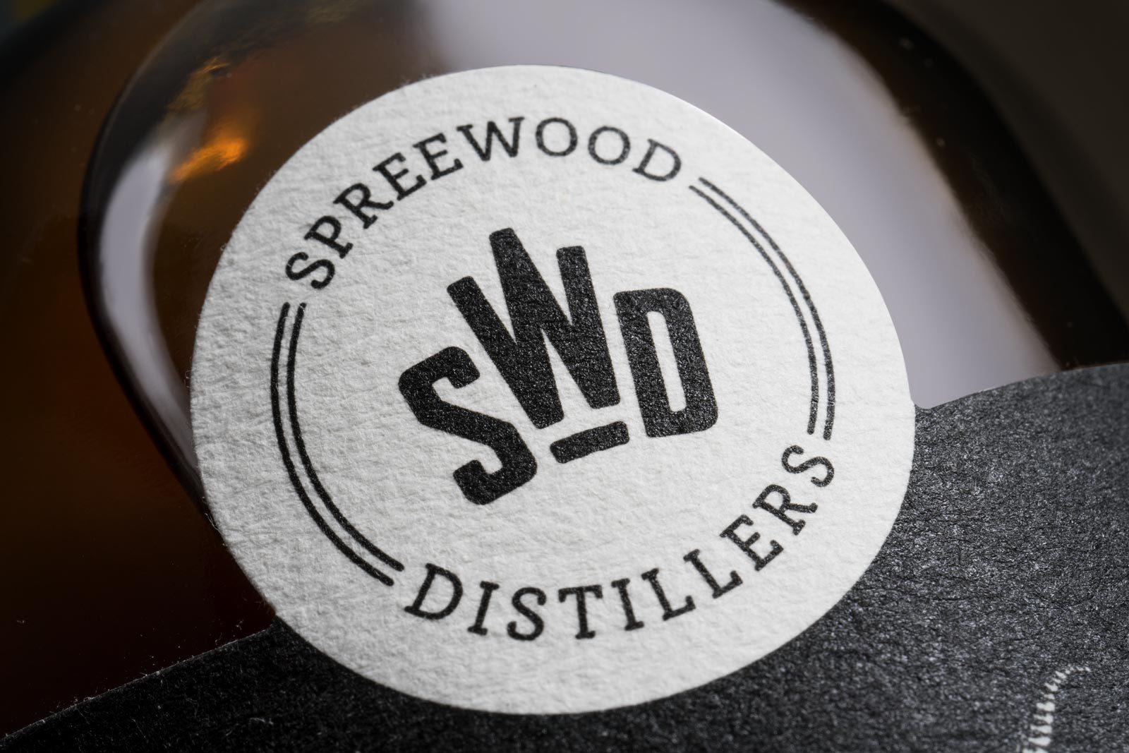 Editienne Grafikdesign - Kommunikationsdesign Berlin- Packaging Design Spreewood Distillers