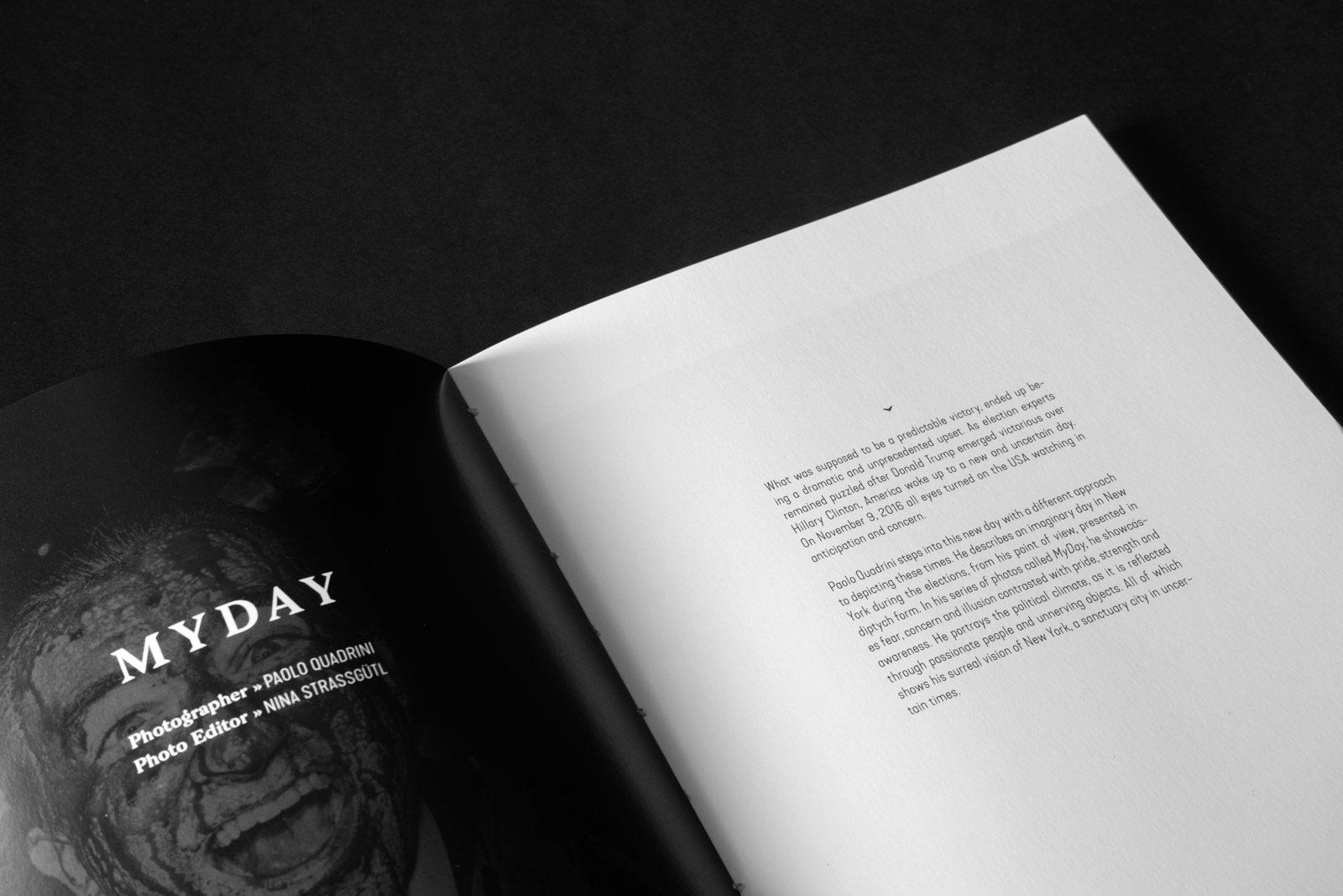 Editienne Grafikdesign - Kommunikationsdesign Berlin- Buchgestaltung und Coverdesign Fotobuch Out of Place 2