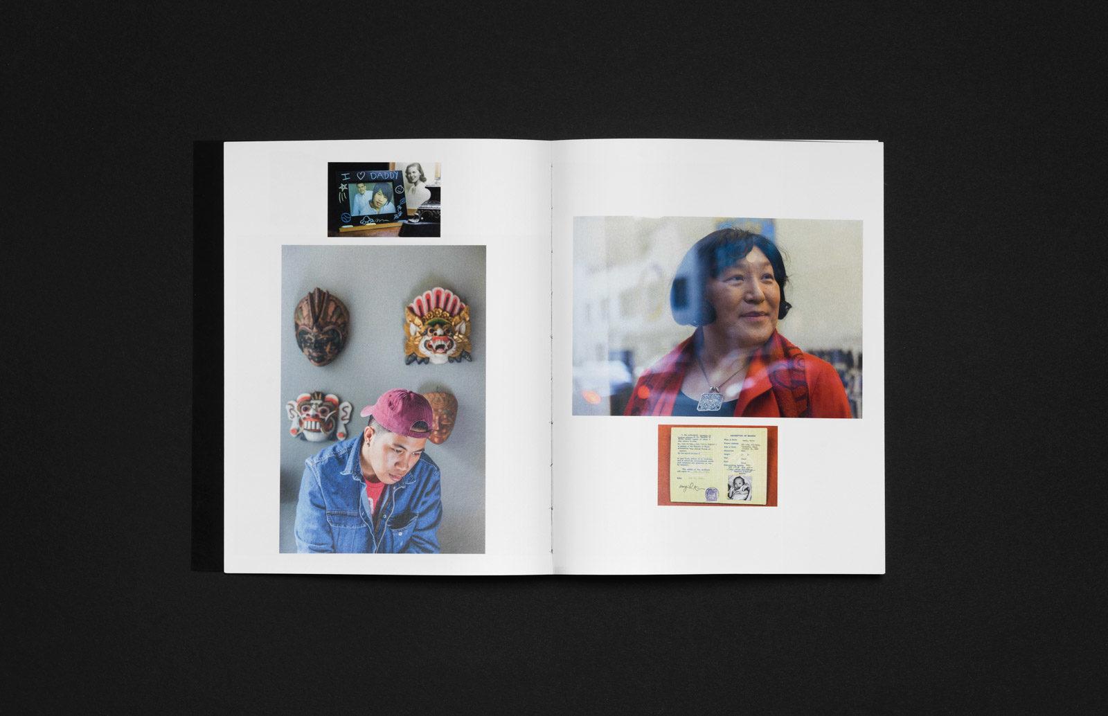 Editienne Grafikdesign - Kommunikationsdesign Berlin- Buchgestaltung und Coverdesign Fotobuch Out of Place 7