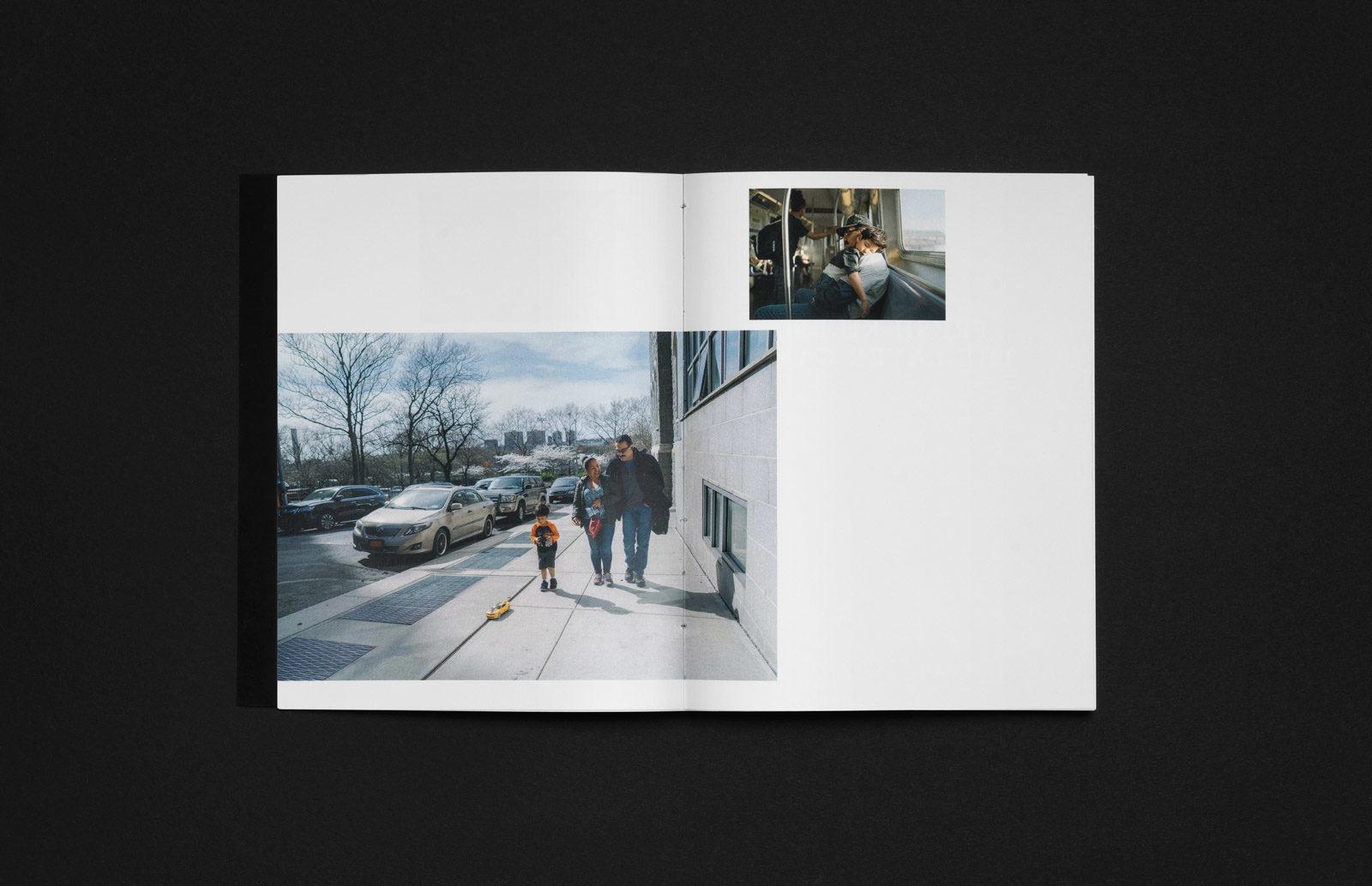 Editienne Grafikdesign - Kommunikationsdesign Berlin- Buchgestaltung und Coverdesign Fotobuch Out of Place 8