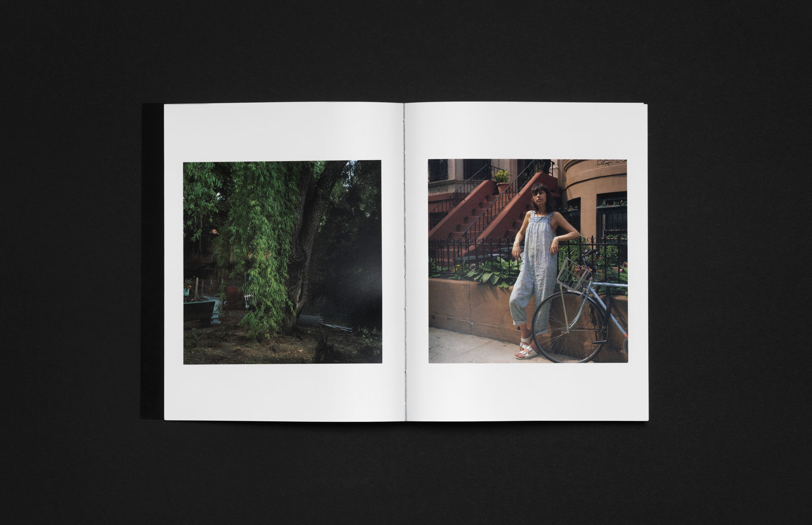 Editienne Grafikdesign - Kommunikationsdesign Berlin- Buchgestaltung und Coverdesign Fotobuch Out of Place 9