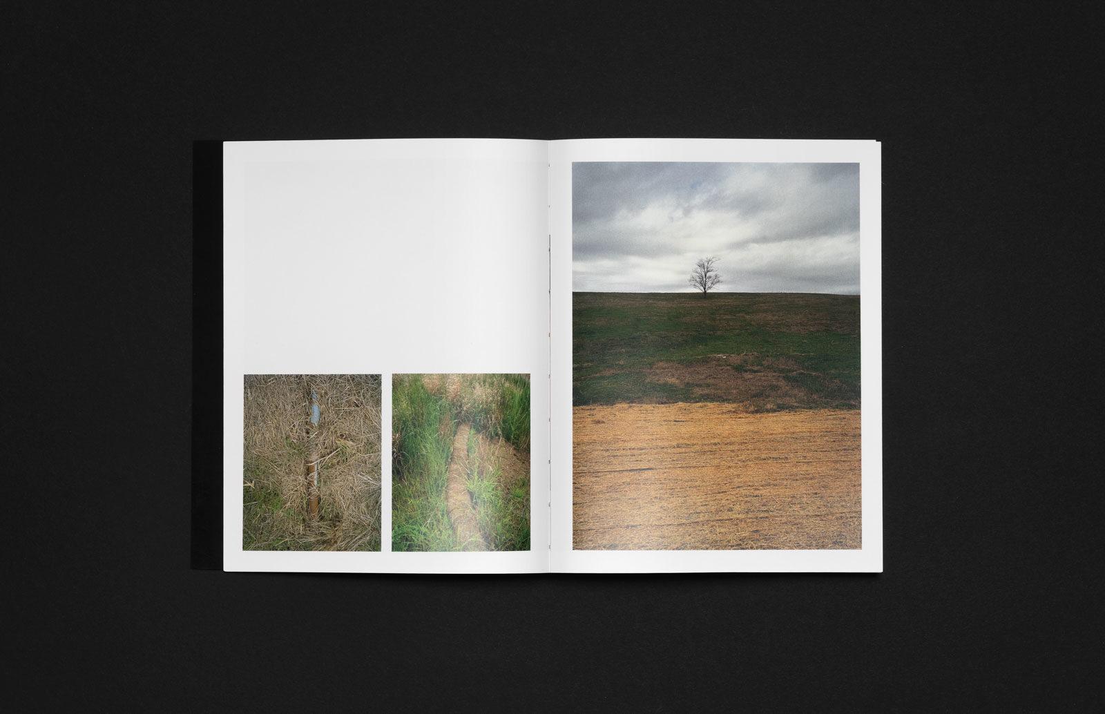 Editienne Grafikdesign - Kommunikationsdesign Berlin- Buchgestaltung und Coverdesign Fotobuch Out of Place 10