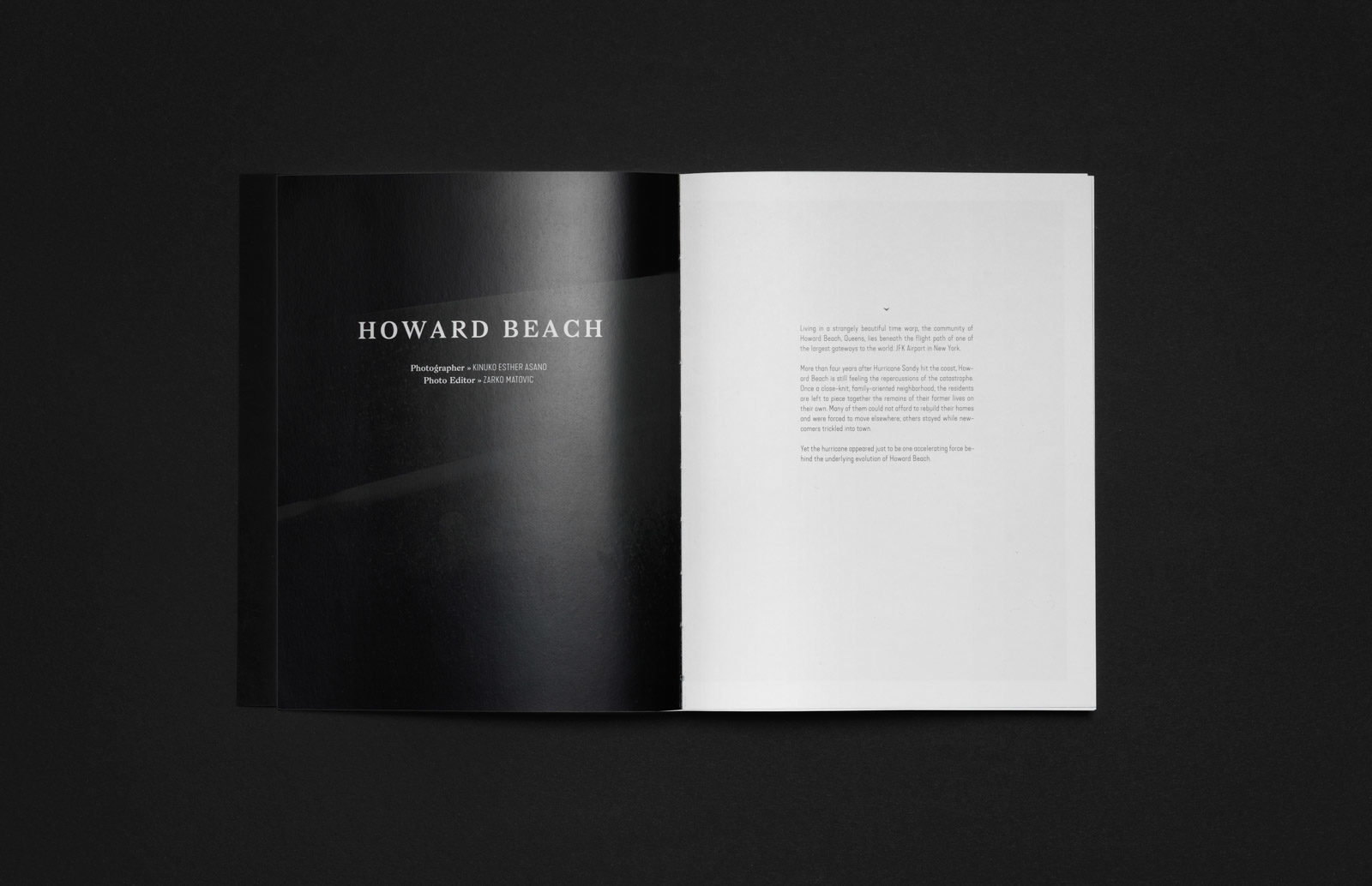 Editienne Grafikdesign - Kommunikationsdesign Berlin- Buchgestaltung und Coverdesign Fotobuch Out of Place 12