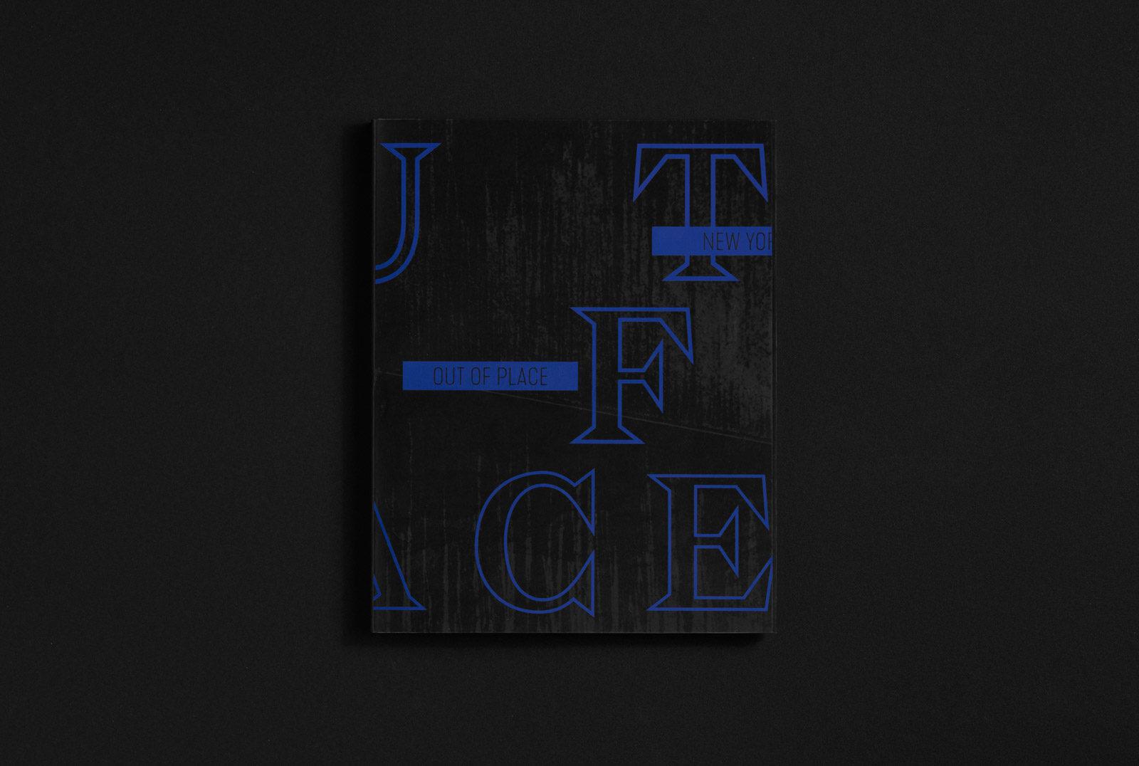 Editienne Grafikdesign - Kommunikationsdesign Berlin- Buchgestaltung und Coverdesign Fotobuch Out of Place 14