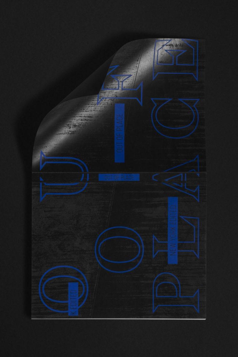 Editienne Grafikdesign - Kommunikationsdesign Berlin- Buchgestaltung und Coverdesign Fotobuch Out of Place 15